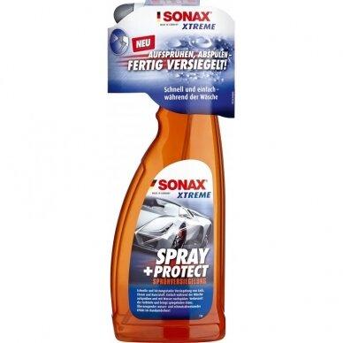 Purškiama kėbulo apsauga SPRAY & SEAL SONAX