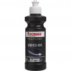 Apsauginis vaškas SONAX HW 02-04 1l