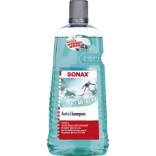"""Automobilinio šampūno koncentratas """"OCEAN FRESH"""" SONAX 2l"""