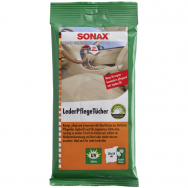 SONAX Leather care wipes
