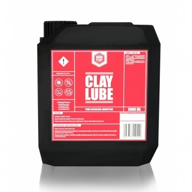 Lubrikantas detalingui moliu CLAY LUBRICANT GOOD STUFF 1L 3