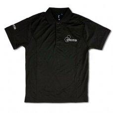 Gtechniq juodi polo marškinėliai M Dydis