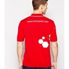 Gtechniq polo marškinėliai