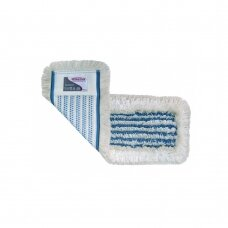Mikrofibrinis – medvilninis šluostas Excellent su kišenėlėmis 50 cm