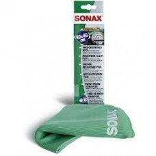 Mikropluošto servetėlė automobilio vidaus ir stiklų valymui SONAX
