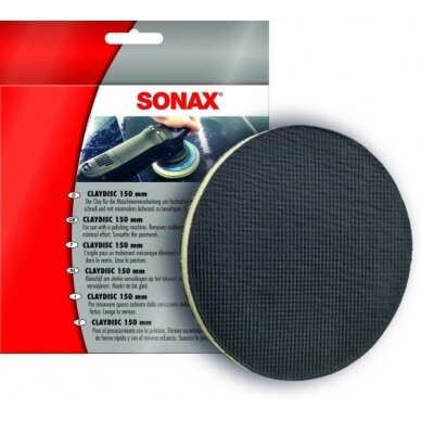Molinis padas nešvarumų šalinimui SONAX