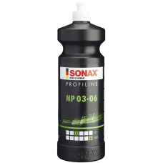 Nano poliruoklis NP 03-06 SONAX 1 l