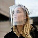 Plastikiniai veido skydai