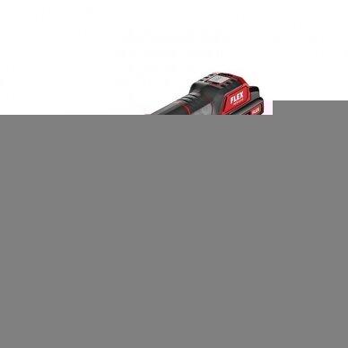 Poliravimo mašinėlė PXE 80 10,8-EC/2,5 Set Flex 2