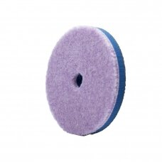 Purple Wool poliravimo padas 139 mm (5,5') Violetinis/mėlynas