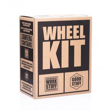 Rinkinys ratlankių priežiūrai WHEEL KIT GOOD STUFF 2