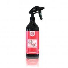 Greitojo detailingo  priemonė su karnauba vašku SHOW DETAILER Good Stuff 1l