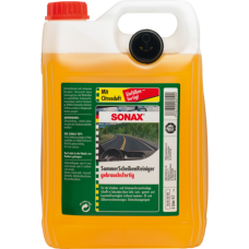 Stiklų plovimo skystis SONAX 5l