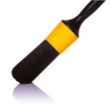 Teptukas Work Stuff Detailing Brush Black Stiff 2