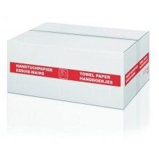 Lapelinis rankų valymo popierius 2 sluoksniai, Z lenkimas Wepa