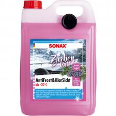 """Žieminis langų apiplovimo skystis -20°C """"Alpinė pušis"""" SONAX 5L"""